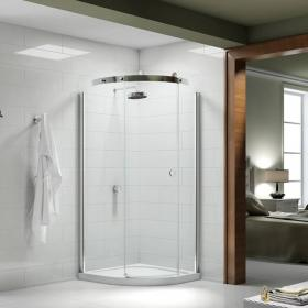 Merlyn 10 Series 1 Door Quadrant Shower Enclosure