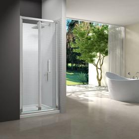 Merlyn 6 Series Bifold Shower Door