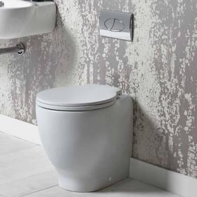 Roper Rhodes Memo 510mm Back To Wall WC & Soft Close Seat