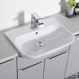 Roper Rhodes Note 560mm Semi Countertop Basin