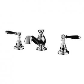 Imperial Notte 3 Hole Basin Mixer