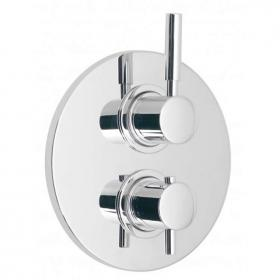 Vado Origins Twin Outlet Thermostatic Shower Valve