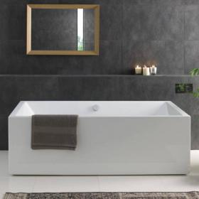 BC Designs Parama 1800mm Freestanding Bath