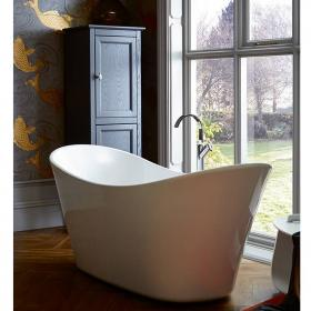 Heritage Penhallam Freestanding Double Ended Slipper Bath