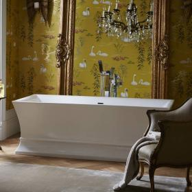 Heritage Penrose Double Ended Freestanding Bath
