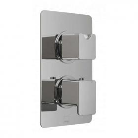 Vado Phase Single Outlet Thermostatic Shower Valve