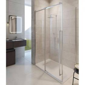 Simpsons Pier Single Sliding Shower Door