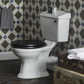 Bayswater Porchester Close Coupled Toilet & Cistern