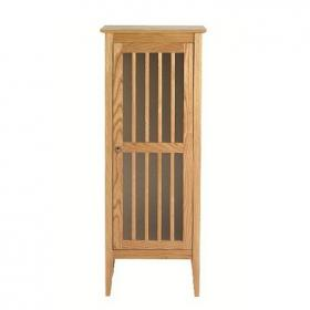 Imperial Radcliffe Linea Tall Storage Unit With 1 Door