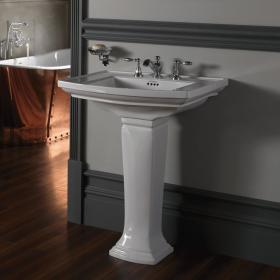 Imperial Radcliffe Large 685mm Basin & Pedestal