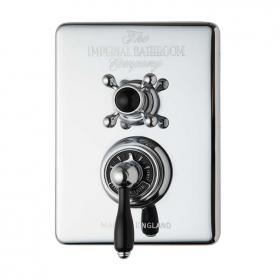 Imperial Radcliffe Concealed Thermostatic Dual Control Shower Valve