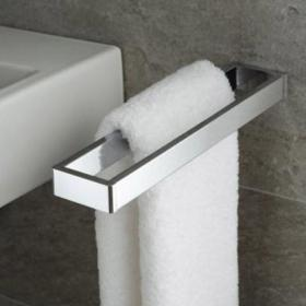 Vado Shama 350mm Double Towel Rail