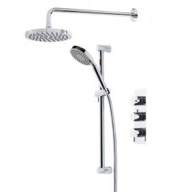 Tavistock Kinetic Thermostatic Concealed Shower Valve Kit