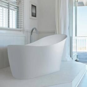 BC Designs Slipp 1590mm Freestanding Bath