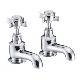 St James Collection Bath Taps - England Handle