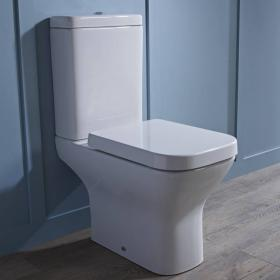 Tavistock Structure Close Coupled WC, Cistern & Seat