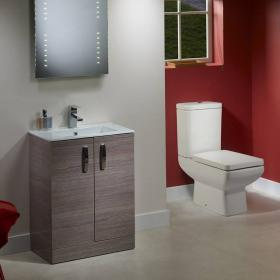 Tavistock Swift Montana Gloss 600mm Freestanding Unit & Basin