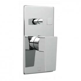 Vado Synergie Concealed Manual Shower Valve With Diverter