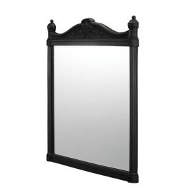 Burlington Georgian Black Aluminium Mirror
