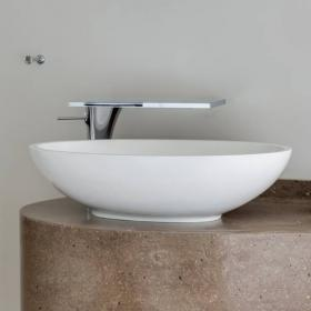 BC Designs Tasse Cian Solid Surface Basin