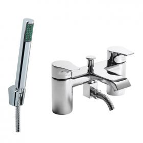 Tavistock Blaze Bath Shower Mixer With Handset