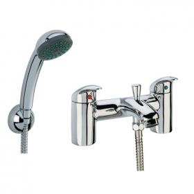 Tavistock Cruz Bath Shower Mixer With Handset