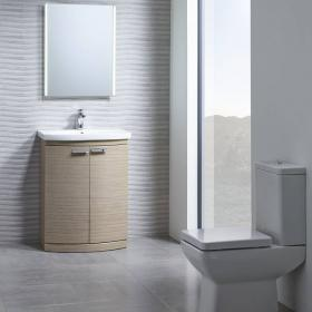 Tavistock Tempo Light Java 650 Freestanding Unit & Basin