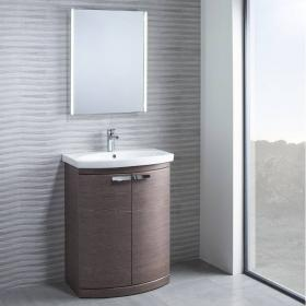 Tavistock Tempo Dark Java 650 Freestanding Unit & Basin
