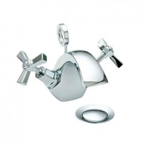 Heritage Gracechurch 1 Tap Hole Basin Mixer