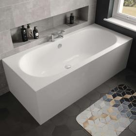 The White Space Magnus 1700 x 800mm Double Ended Bath