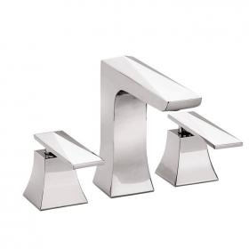 Heritage Hemsby 3 Tap Hole Bath Filler
