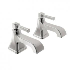 Heritage Somersby Basin Pillar Taps