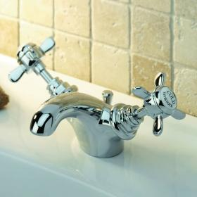 Tavistock Varsity Mono Basin Mixer With Pop Up Waste