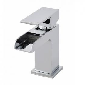 Hudson Reed Strike Open Spout Mini Mono Basin Mixer