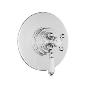 Ultra Victorian Dual Concealed Thermostatic Shower Valve