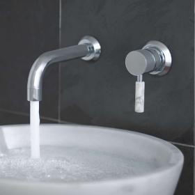 Vado Origins Wall Mounted 2 Hole Basin Mixer