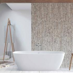 BC Designs Vive Freestanding Bath