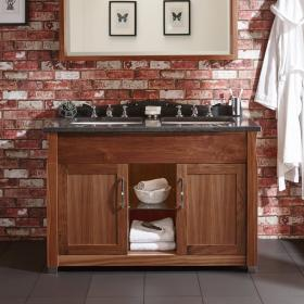Imperial Radcliffe Westbury Twin Vanity Unit With Two Doors