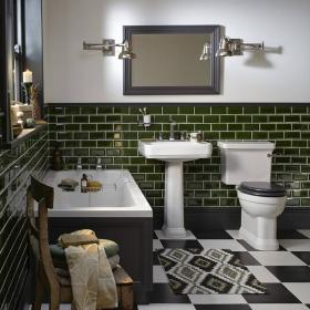 Heritage Wynwood Bathroom Suite