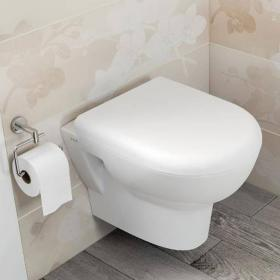 Vitra Zentrum Wall Hung WC & Seat