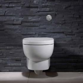 Roper Rhodes Zest 500mm Wall Hung WC & Soft Close Seat