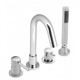 Vado Zoo 4 Hole Bath Shower Mixer