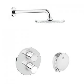 Grohe Grohtherm 3000 Cosmopolitan Bath & Shower Solution