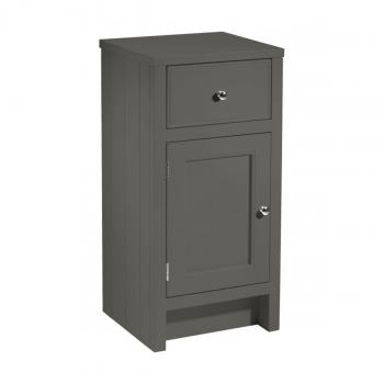 Roper Rhodes Hampton Pewter 400mm Storage Unit