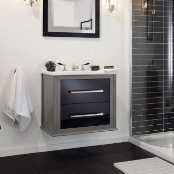 Imperial Radcliffe Attica Wall Hung Vanity Unit & Basin