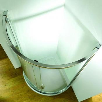 Kudos Original Curved Sliding Door & Tray - Side Access