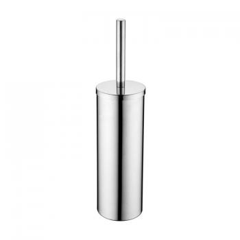 Heritage Round Chrome Toilet Brush