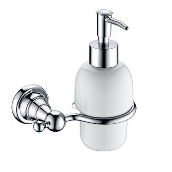 Heritage Holborn Chrome Soap Dispenser