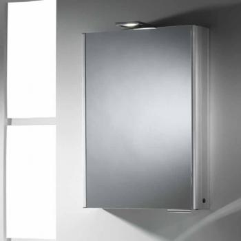 Roper Rhodes Fever Mirror Cabinet With Heated Demister Door