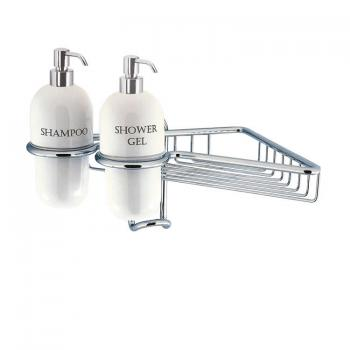 Crosswater Solo Wire Basket With Ceramic Dispensers